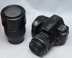 jual dslr sony a290 second