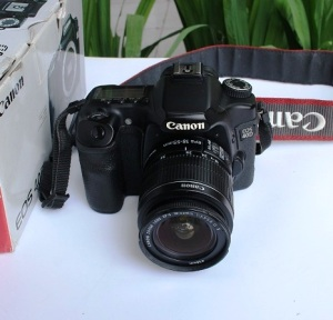 kamera second canon eos 40d