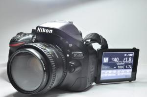 Jual Nikon D5200 Second