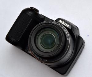 jual nikon coolpix l320 kamera prosumer bekas