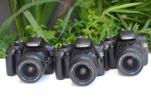 kamera canon 1100D bekas