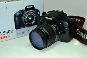 Jual kamera canon 550d