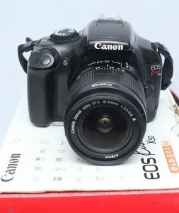 harga canon kiss x50 2nd