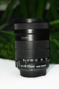 Jual Lensa 18-135mm IS Canon
