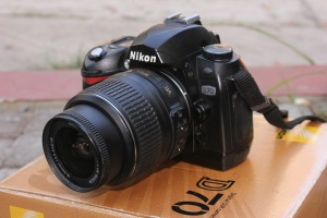 Jual Nikon D70