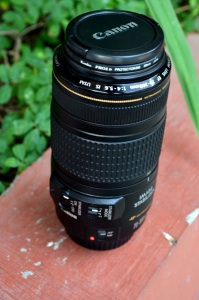 jual lensa canon 70-300mm is usm