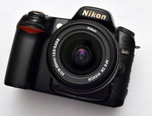 jual kamera dslr bekas nikon d80 bekas