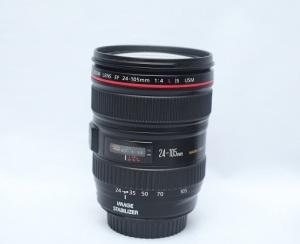 lensa canon 24-105mm seken