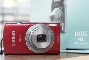harga camera digital ixus 145