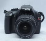 Jual kamera dslr canon rebet t3
