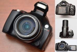 Jual Kamera Bekas canon sx30 is