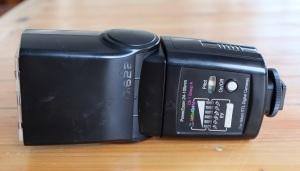 jual flash external nissin di622 bekas