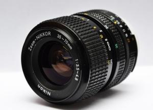 jual lensa manual jual nikon 35-70mm bekas