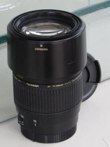 jual lensa tele tamron 70-300 canon bekas