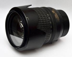 nikon 18-135mm f3.5-5.6 bekas